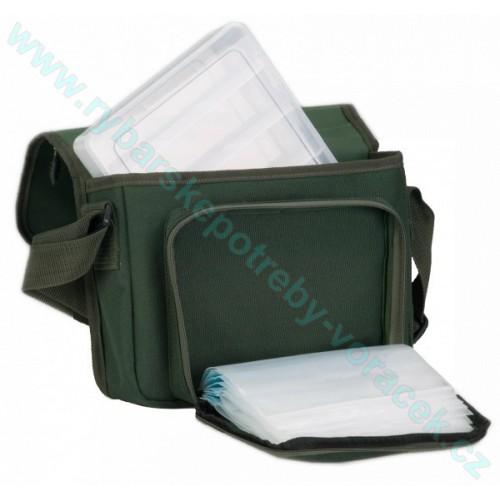 Vláčecí taška a box