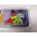 Marmyška Dolph 1g 12 kusů mix barev